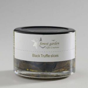 Φέτες Μαύρης Τρούφας Carpaccio 40g - Forest Garden