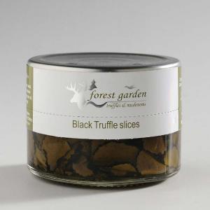 Φέτες Μαύρης Τρούφας Carpaccio 100g - Forest Garden