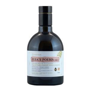Elea's Poema Ode 1 | Εξαιρετικό Παρθένο Ελαιόλαδο Αγουρέλαιο Αθηνολιά Ψυχρής Έκθλιψης BIO 500ml | Sotirale Family
