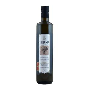 Sotirali BIO Blend  | Εξαιρετικό  Παρθένο Ελαιόλαδο Αθηνολιά Κορωνέικη Ψυχρής Έκθλιψης ΒΙΟ 750ml | Sotirale Family