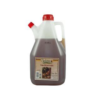 Ξύδι Κόκκινο Δίστομο 2lt - Οξοποιία Vattis (Star)