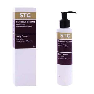 Body Cream Hydration with Olive Oil 150ml - STC