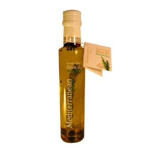 Mediterranean Flavors Virgin Olive Oil with Rosemary 250ml - Nature Blessed