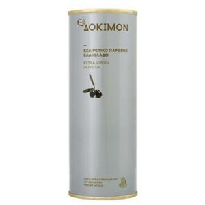 ΕυΔόκιμον Extra Virgin Olive Oil 500ml - Holy Monastery of Vatopaidi Mount Athos