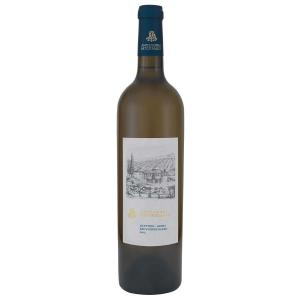 ΕυΔόκιμον  White Wine, Organic, 750ml - Holy Monastery of Vatopaidi Mt.Athos
