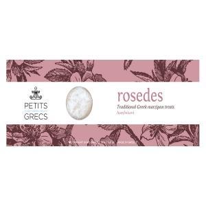 Petits Grecs Ροζέδες με Ανθόνερο 110g - Petits Grecs