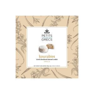 Κουραμπιέδες με Βανίλια Αμύγδαλο | Χειροποίητα Γλυκά 180g | Petits Grecs