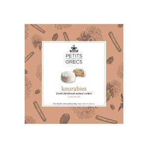 Κουραμπιέδες Με Κανέλλα και Καρύδια| Χειροποίητα Γλυκά 180g | Petits Grecs