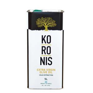 Koronis | Εξαιρετικό Παρθένο Ελαιόλαδο Μεσσηνία Κορωνέικη Ψυχρής Έκθλιψης 5lt | Olymp