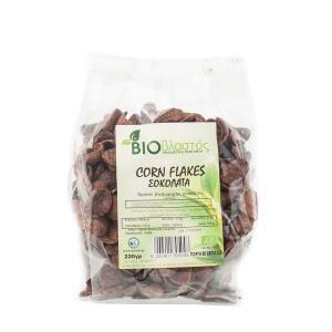 Corn Flakes με Σοκολάτα BIO 200g- Βιοβλαστός