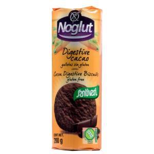 Μπισκότα Digestive με Κακάο Χωρίς Γλουτένη 200g - ΒιοβλαστόςΜπι