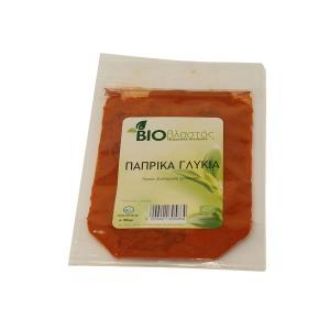 Πάπρικα Γλυκιά Σκόνη BIO 30g - Βιοβλαστός