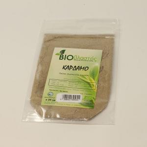 Κάρδαμο Σκόνη BIO 25g - Βιοβλαστός