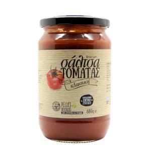 Σάλτσα Τομάτας Κλασική 680g - Pella's Delicacies