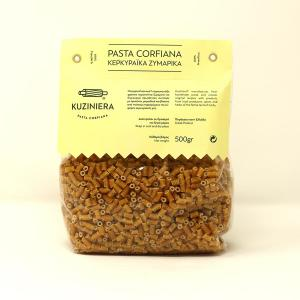 Macarocini with Whole Grain Wheat Flour 500g - Kuziniera