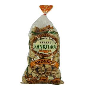 Χανιώτικες Σταρένιες Μπουκιές 400g - Αρτοποιεία Κλαπάκη