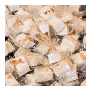 Lazaris Μαντολάτο Κλασικό | Παραδοσιακό Χειροποίητο Γλύκισμα με Αμύγδαλο σε Μπoυκιές 1kg | Lazaris Distillery & Artisan Sweets