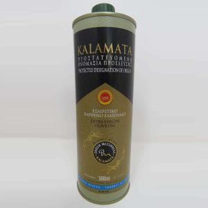 Kalamata | Εξαιρετικό Παρθένο Ελαιόλαδο Κορωνέικη Ψυχρής Έκθλιψης ΠΟΠ Καλαμάτα Μεταλλικό Δοχείο 500ml | Olymp