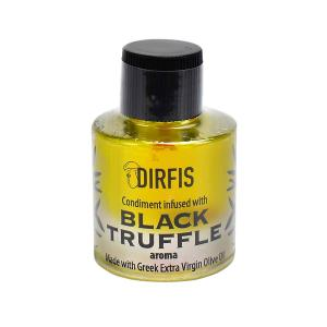 Olive Oil with Black Truffle Aroma 5ml - Manitaria Dirfis