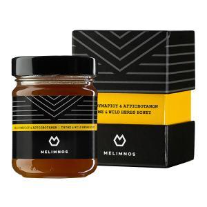 Μέλι Θυμαριού & Αγριοβοτάνων 250g Πολυτελή Συσκευασία - Melimnos