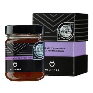 Μέλι Αγριολούλουδων 250g Πολυτελή Συσκευασία - Melimnos