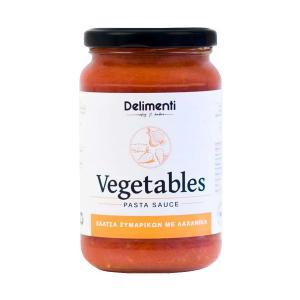 Σάλτσα Ζυμαρικών με Λαχανικά 330g - Delimenti