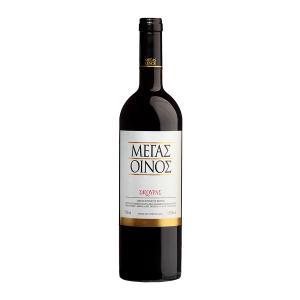 Μέγας Οίνος | ΠΓΕ Πελοπόννησος Ερυθρός Αγιωργίτικο Cabernet Sauvignon (2014) Παλαιωμένος 750ml | Κτήμα Σκούρας