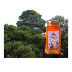 Κρητικό Μέλι Πευκοθύμαρο  Άθερμο Φυσικό Ελληνικό Μέλι 450g   Μελίγυρις