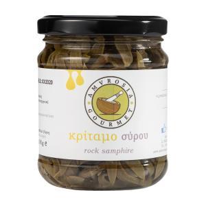 Rock Samphire of Syros 180g - Amvrosia Gourmet