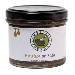 Thyme in Oil 100g - Amvrosia Gourmet