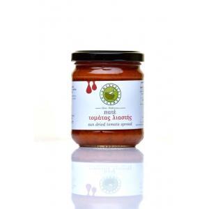 Pate Sun Dried Tomato 200g - Amvrosia Gourmet