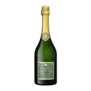 Deutz Brut Classic | Λευκός Ξηρός Αφρώδης Chardonnay Pinot Noir Pinot Meunier 750ml | Champagne Deutz