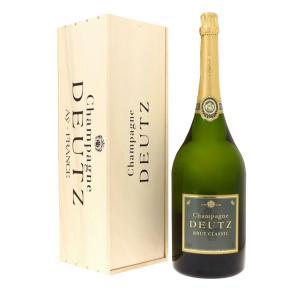 Deutz Brut Classic | Λευκός Ξηρός Αφρώδης Chardonnay Pinot Noir Pinot Meunier Magnum 1,5lt | Champagne Deutz