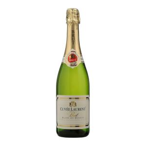 Cuvee Laurent Blanc de Blancs White 750ml - Les Vins Breban