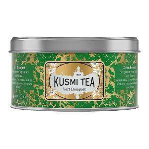 Τσάι Green Bouquet 125g - Kusmi Tea