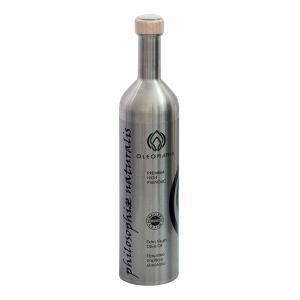 Oleomania Philosophiae Naturalis |Εξαιρετικό Παρθένο Ελαιόλαδο Ψυχρής Έκθλιψης με Ισχυρισμό Υγείας 500ml | Oleomania