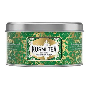 Τσάι Spearmint Nanah Green Tea 125g - Kusmi Tea