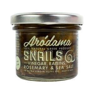Σαλιγκάρια Εκτροφής με Δενδρολίβανο 100g - Arodama