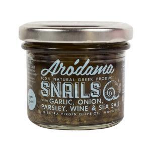 Σαλιγκάρια Εκτροφής με Σκόρδο 100g - Arodama