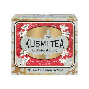 Τσάι St. Petersbourg 20 φακελάκια - Kusmi Tea