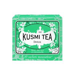 Τσάι Βοτάνων Detox 20 φακελάκια - Kusmi Tea