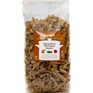 Tagliatelles with Lentinula Mushroom 500g - Manitaria Dirfis