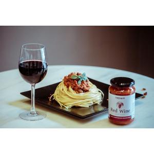 Σάλτσα Ζυμαρικών με Κόκκινο Κρασί 330g - Delimenti