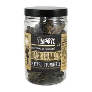 Μαύρες Τρομπέτες Αποξ. 30g - Δίρφυς