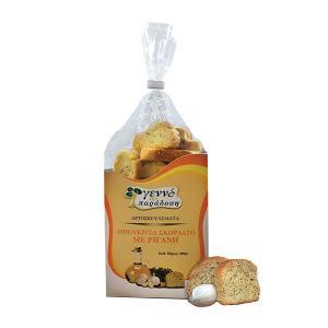Μπουκίτσα Σκορδάτο με Ρίγανη 200g | Παξιμάδια Μπουκιές με Σκόρδο και Ρίγανη | Γεννά την Παράδοση