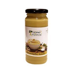 Mild Mustard 340g |Greek Artisan Mustard| Genna tin Paradosi