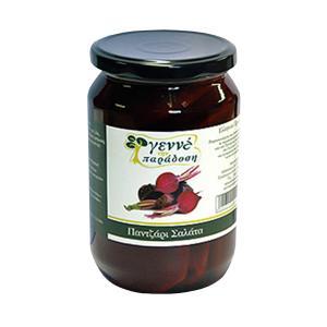 Pickled Beetroot  in Slices 450g | Genna tin Paradosi