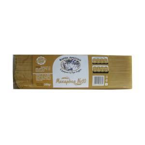 Μακαρόνια Νο10  500g | Ζυμαρικό Σπαγγέτι | Φάρμα Αρκούδη
