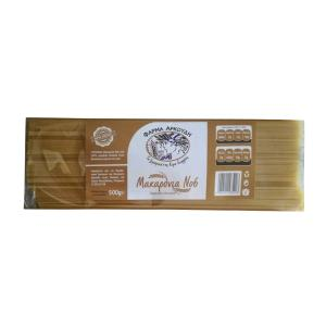 Μακαρόνια Νο6 500g | Ζυμαρικό Σπαγγέτι | Φάρμα Αρκούδη