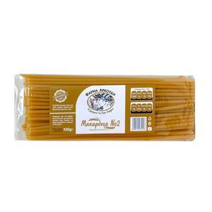 Μακαρόνια Νο2 για Παστίτσιο 500g | Φάρμα Αρκούδη